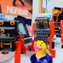 今月のロボットは全て歩行系!