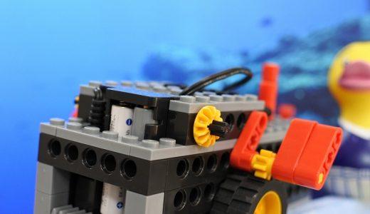 ロボットでラチェットを学ぶ